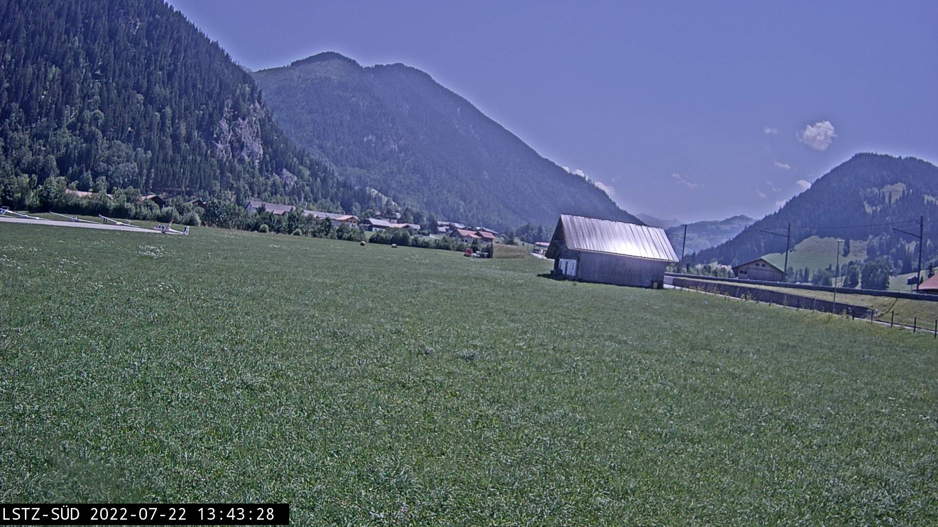 Webcam Flugplatz